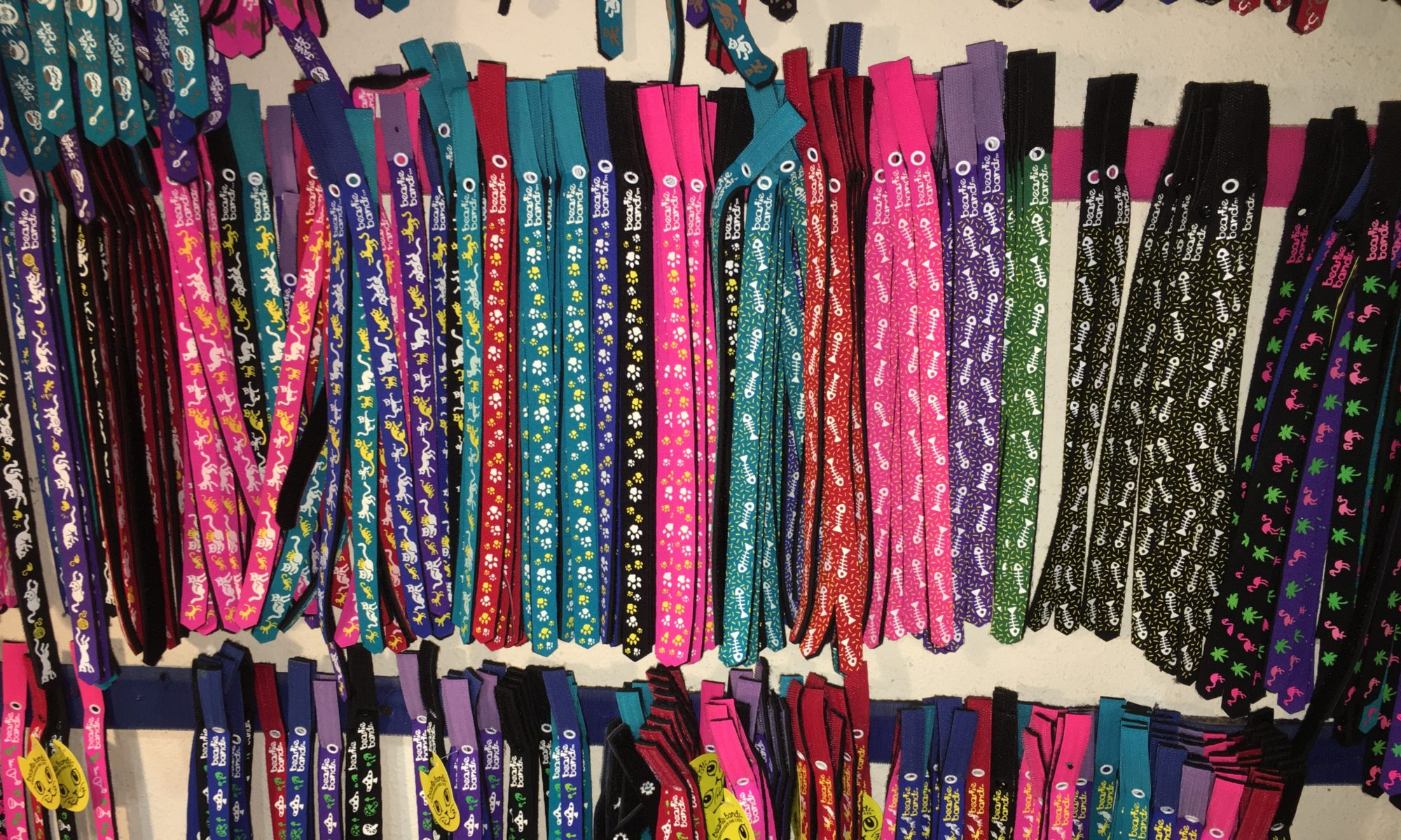 Magical Unicorns Beastie Bands Cat Collar Color Will Vary